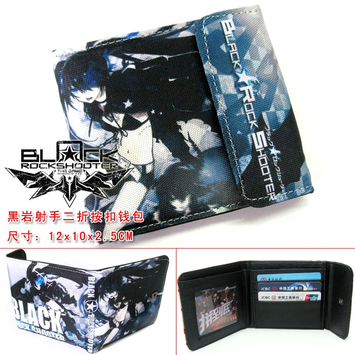 BLACK ROCK SHOOTER W...